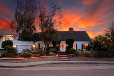 700 Monarch Way, Santa Cruz, CA 95060 - MLS#: 52173255