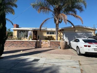 1228 Hilltop Drive, Salinas, CA 93905 - MLS#: 52173335