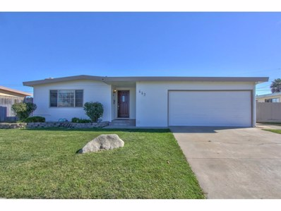 643 University Avenue, Salinas, CA 93901 - MLS#: 52173344