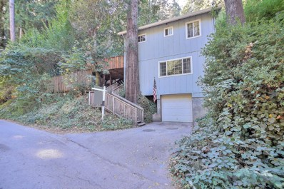 1614 Lockhart Gulch Road, Scotts Valley, CA 95066 - MLS#: 52173422