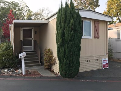 1201 Sycamore Terrace UNIT 211, Sunnyvale, CA 94086 - MLS#: 52173859