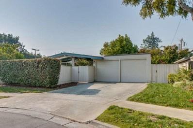 1141 S Sage Court, Sunnyvale, CA 94087 - MLS#: 52174041