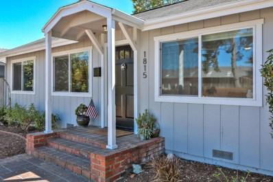 1815 Delaware Avenue, Santa Cruz, CA 95060 - MLS#: 52174335