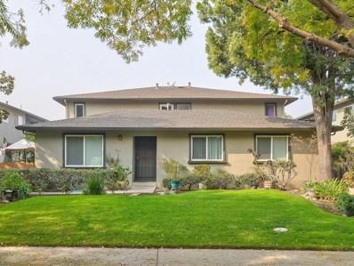 5887 El Zuparko Drive UNIT 3, San Jose, CA 95123 - MLS#: 52174396