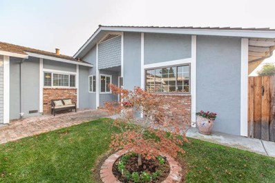 2106 Denise Drive, Santa Clara, CA 95050 - MLS#: 52175008