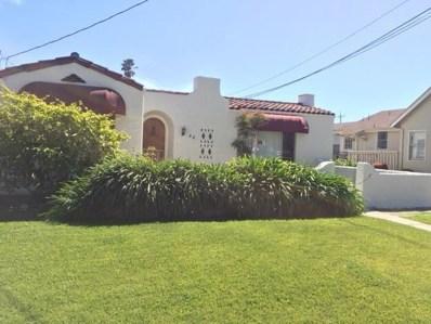 44 E Romie Lane, Salinas, CA 93901 - MLS#: 52175079