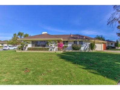 166 Rio Verde Drive, Salinas, CA 93901 - MLS#: 52175511