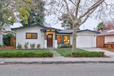 1861 Montecito Avenue, Mountain View, CA 94043 - MLS#: 52175694