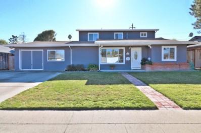 1362 Vallejo Drive, San Jose, CA 95130 - MLS#: 52175753