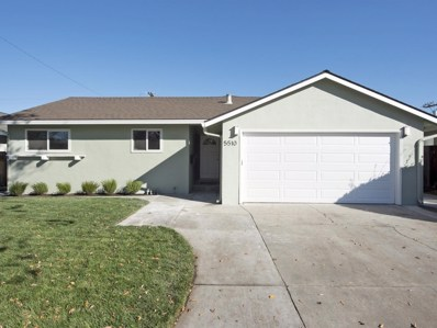 5510 Clovercrest Drive, San Jose, CA 95118 - MLS#: 52175875