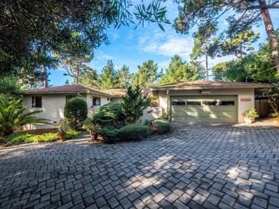 4068 Sunset Lane, Pebble Beach, CA 93953 - MLS#: 52175926