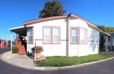 600 E Weddell UNIT 220, Sunnyvale, CA 94089 - MLS#: 52176136
