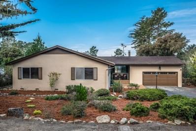 3054 Strawberry Hill Road, Pebble Beach, CA 93953 - MLS#: 52176584