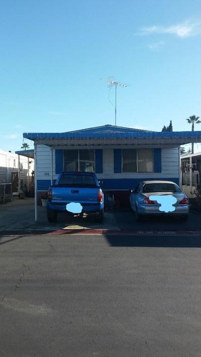 2580 Senter Road UNIT 490, San Jose, CA 95111 - MLS#: 52176612