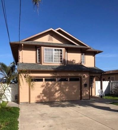 1139 Clementina Street, Seaside, CA 93955 - MLS#: 52176711