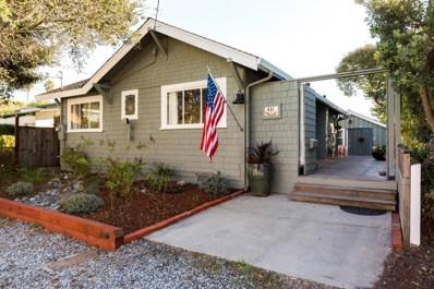 410 12th Avenue, Santa Cruz, CA 95062 - MLS#: 52176982