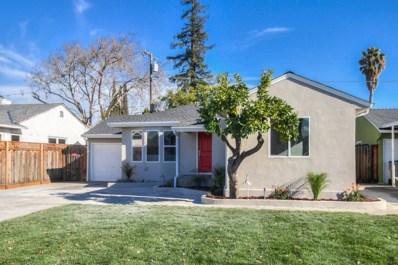 1342 Forrestal Avenue, San Jose, CA 95110 - MLS#: 52176988