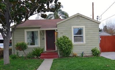 933 Chabrant Way, San Jose, CA 95125 - MLS#: 52177037
