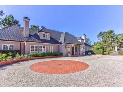 3140 Spruance Road, Pebble Beach, CA 93953 - MLS#: 52177089