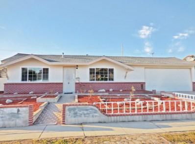 1747 Pescadero Drive, Salinas, CA 93906 - MLS#: 52177097