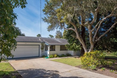 1012 San Carlos Road, Pebble Beach, CA 93953 - MLS#: 52177440