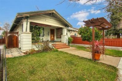 860 S 8th Street, San Jose, CA 95112 - MLS#: 52177466