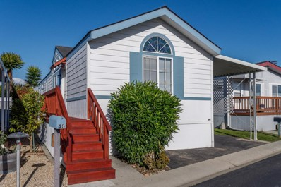 1040 38th Avenue UNIT 48, Santa Cruz, CA 95062 - MLS#: 52177800