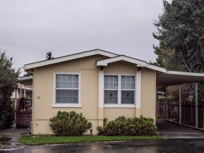 225 Mount Hermon Road UNIT 41, Scotts Valley, CA 95066 - MLS#: 52177970