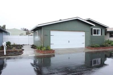 446 Chateau La Salle Drive UNIT 446, San Jose, CA 95111 - MLS#: 52177997