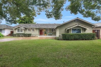 1548 Santa Inez Drive, San Jose, CA 95125 - MLS#: 52178063
