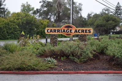 999 Old San Jose Road UNIT 66, Soquel, CA 95073 - MLS#: 52178122