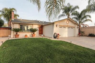 3087 Muirdrum Place, San Jose, CA 95148 - MLS#: 52178521