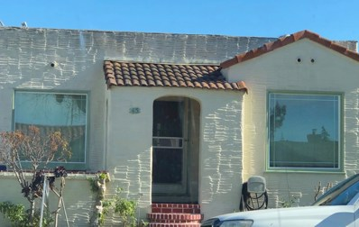 45 West Street, Salinas, CA 93901 - MLS#: 52178768