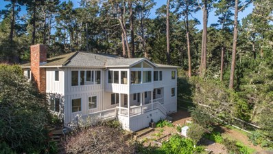 4103 Crest Road, Pebble Beach, CA 93953 - MLS#: 52179333
