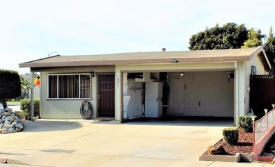 601 Cedar Drive, Watsonville, CA 95076 - MLS#: 52180173