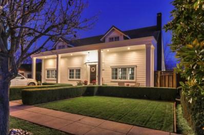 1524 Jenvey Avenue, San Jose, CA 95125 - MLS#: 52180870