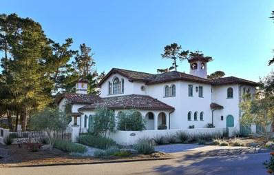 1059 Matador Road, Pebble Beach, CA 93953 - MLS#: 52180956