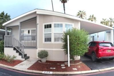 600 E Weddell Drive UNIT 226, Sunnyvale, CA 94089 - MLS#: 52181908