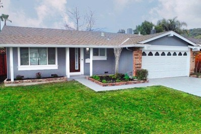 6256 Sager Way, San Jose, CA 95123 - MLS#: 52182920