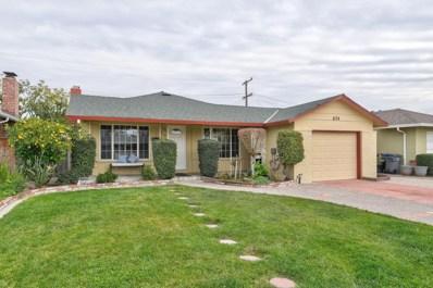 674 Manzanita Avenue, Sunnyvale, CA 94085 - MLS#: 52183147