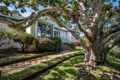 587 Viejo Road, Carmel, CA 93923 - MLS#: 52184461