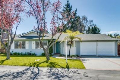 508 Pilgrim Drive, Capitola, CA 95010 - MLS#: 52185126