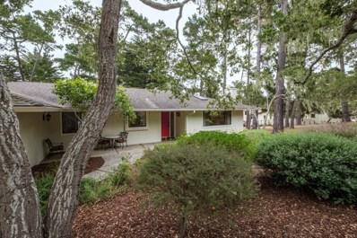 2976 Colton Road, Pebble Beach, CA 93953 - MLS#: 52185240