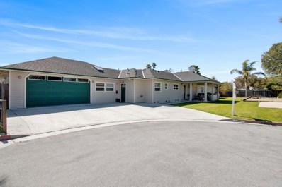 1247 Diana Drive, Santa Cruz, CA 95062 - MLS#: 52185419