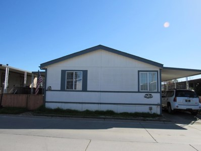 162 Redwood Drive UNIT 162, Hollister, CA 95023 - MLS#: 52186454