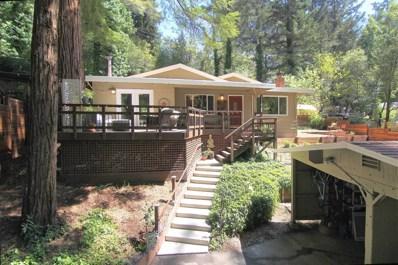 640 Hillcrest Drive, Felton, CA 95018 - MLS#: 52189835