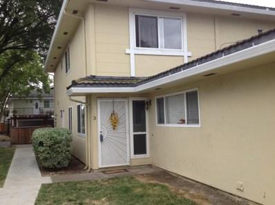 786 Warring Drive UNIT 3, San Jose, CA 95123 - MLS#: 52192157