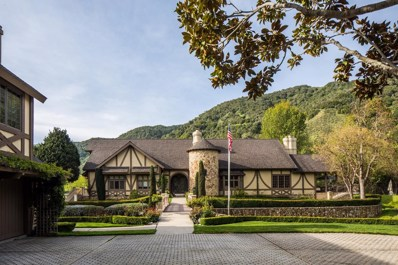 100 Panetta Road, Carmel Valley, CA 93924 - MLS#: 52194650