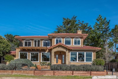 4157 Sunridge Road, Pebble Beach, CA 93953 - MLS#: 52196261