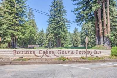 16521 Big Basin Way UNIT 20, Boulder Creek, CA 95006 - MLS#: 52198111